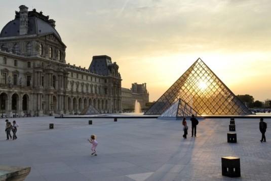 1-bestbezochte-musea-Frankrijk-Louvre