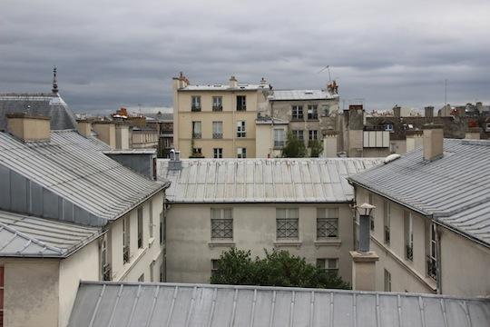 Parijs, Airbnb,Marais 2013