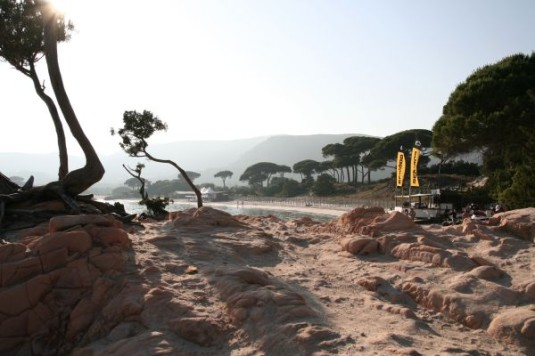 2-Corsica-strandtent-Palombaggia