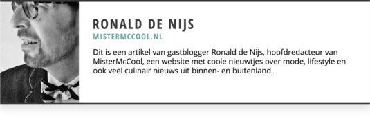 Ronald De Nijs Gastblogger