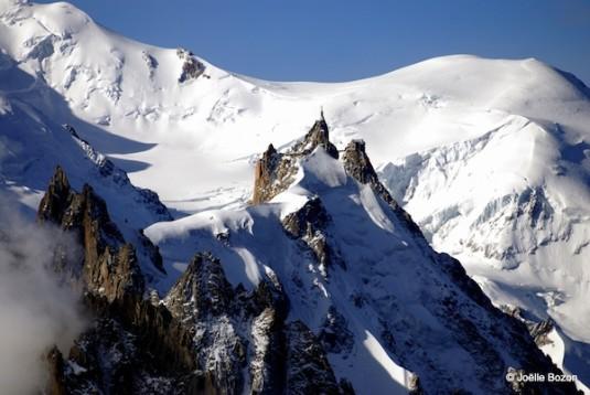 wintersport Chamonix Pas dans le vide