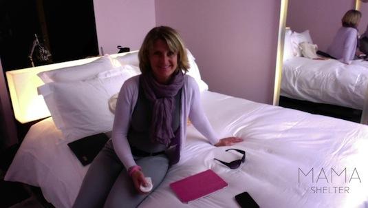 Josee-bij-Mama-Shelter-Bordeaux