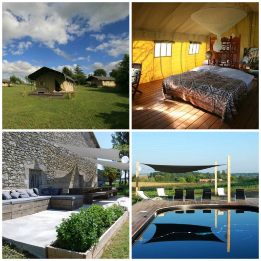 Glamping Dordogne Simply Canvas