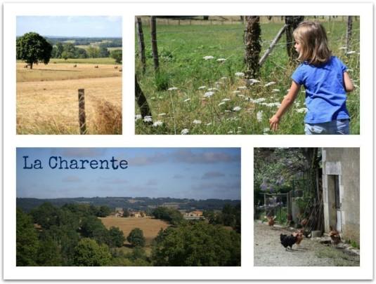 Groeten uit de Charente