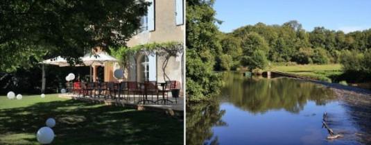 Charente regio