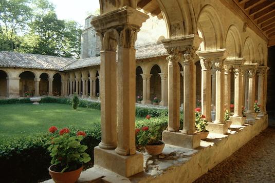 Abbaye de Valmagne - Languedoc