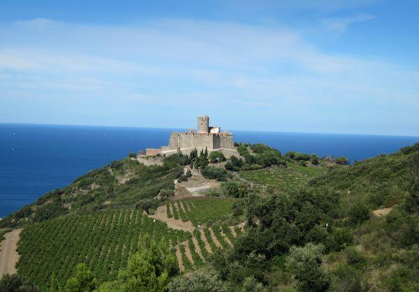Coullioure Fort ST Elme mooiste plekken van de Languedoc