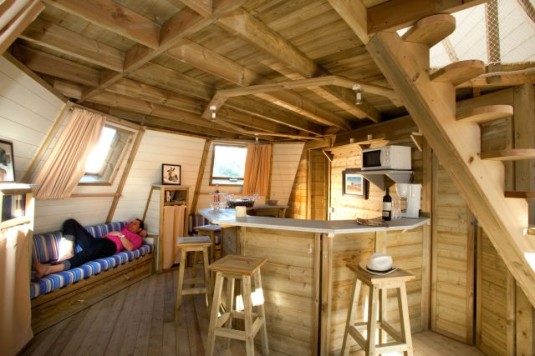 Glamping domaine le midi reuze tipi 39 s op een eiland - Camping noirmoutier tipi ...