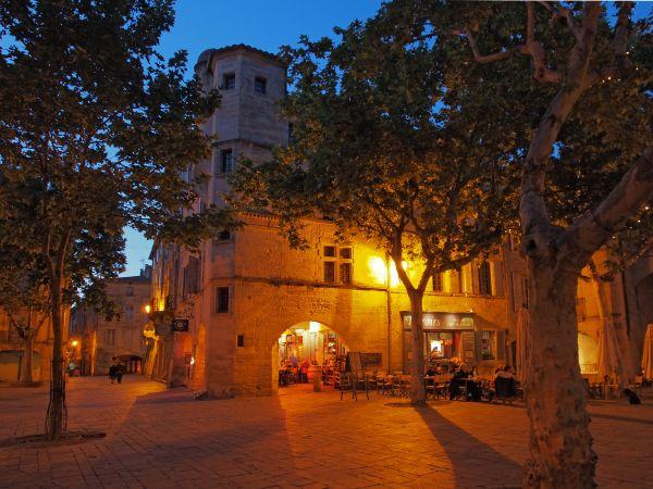 Uzes - Languedoc