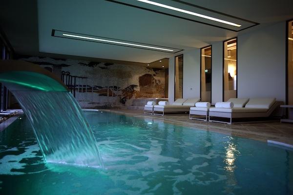 Spa zwembad