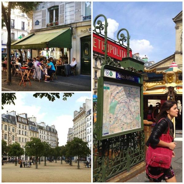 Boek Parijs op zak