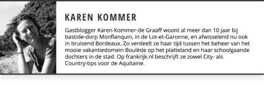Karen Kommer Gastblogger