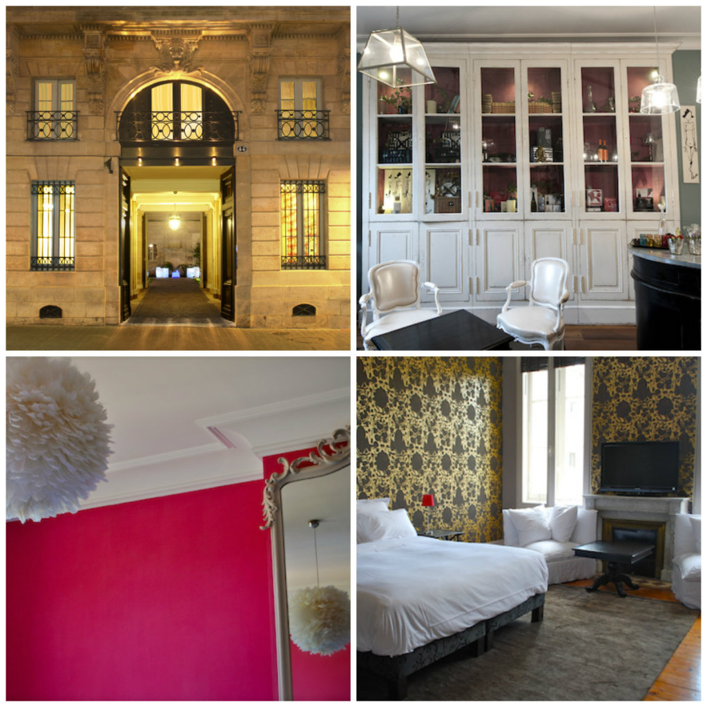Hotel Particulier in Bordeaux