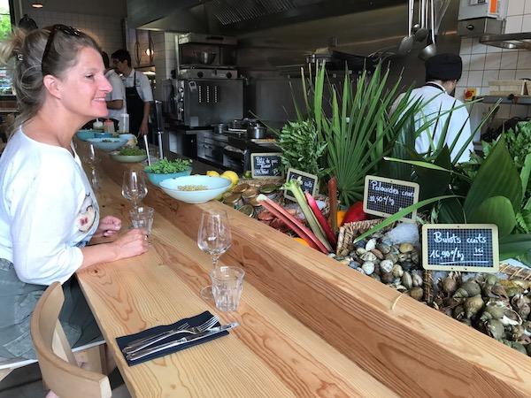 Chez Boulan visrestaurant Bordeaux