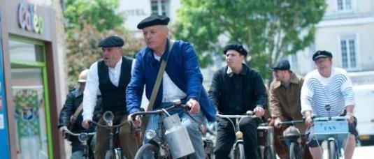 D-Day-Festival-70-jaar-landingsstranden-Normandie-fietsers