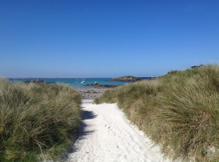 Roscoff Ile de Batz vakantie in Bretagne