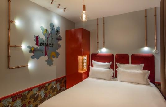 Hotel exquis Parijs