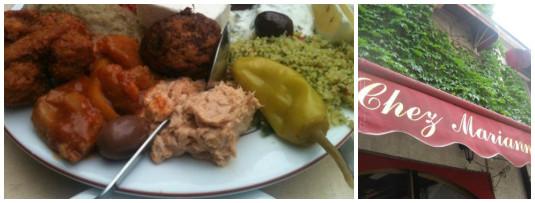 Lunchadressen-in-de-Marais-restaurant-Chez-Marianne