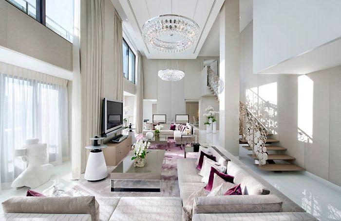 Hotel Mandarin Oriental: Suite