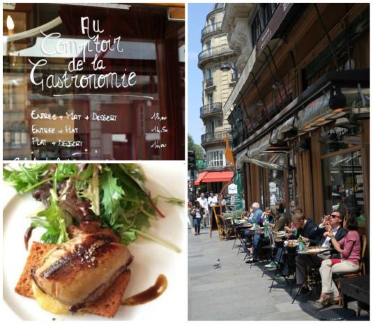 Le comptoir de la gastronomie, lunchadres in Parijs