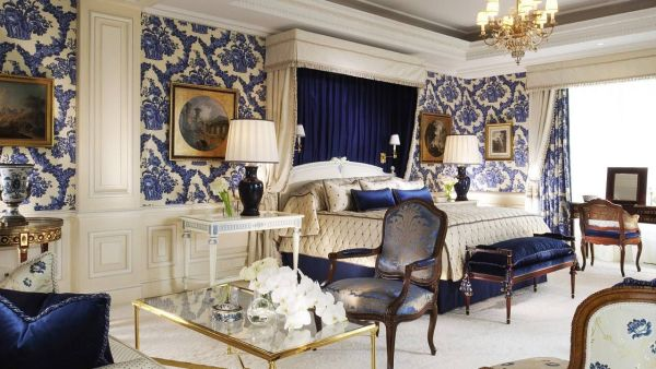 Suite in Hotel George V