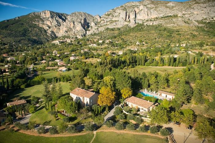Hotel Bastide Moustiers Alain Ducasse