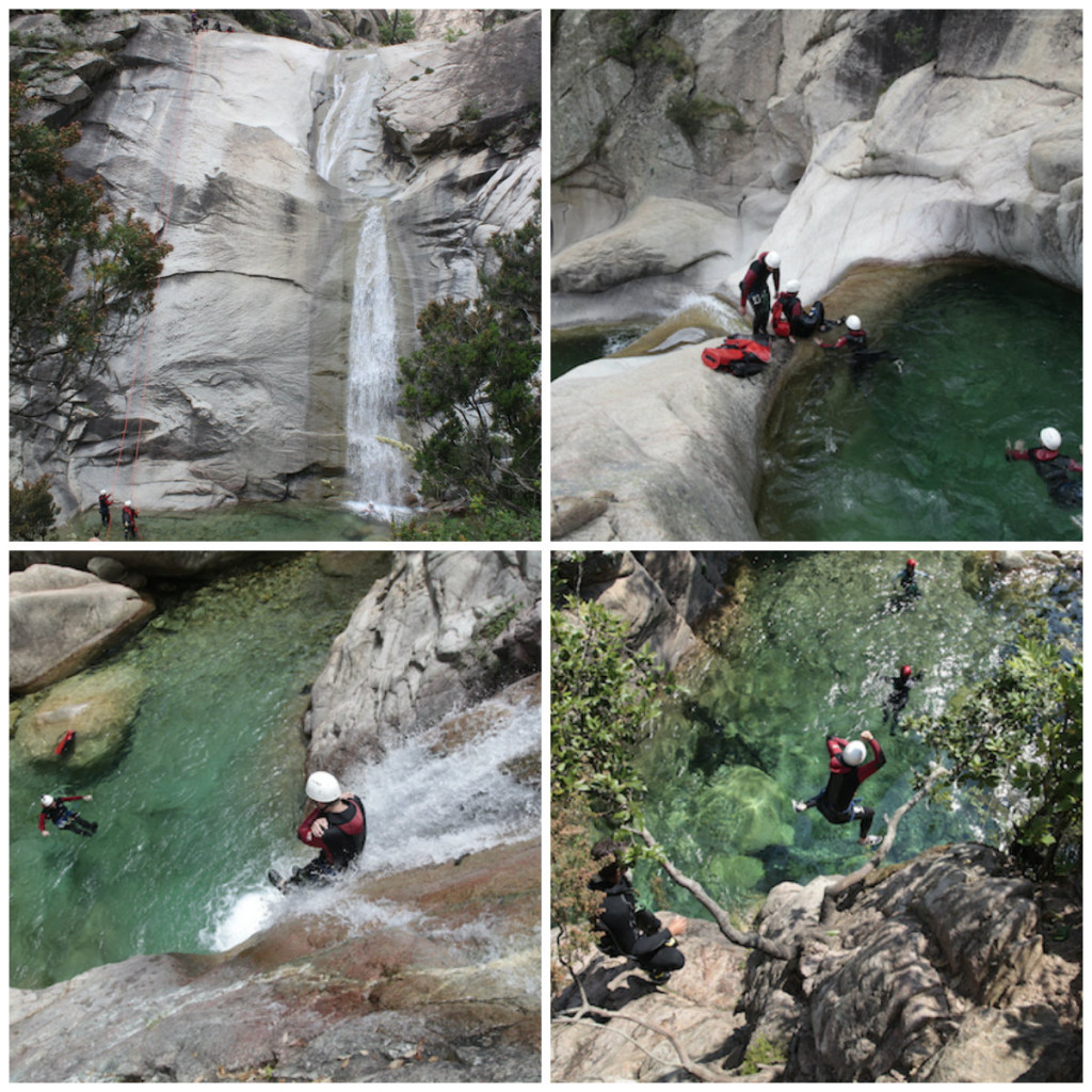 canyoning-op-corsica-acquapark