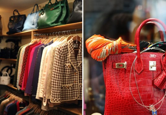les-3-marches-de-Catherine-b-vintage-winkel-hermes-en-chanel-in-parijs-1