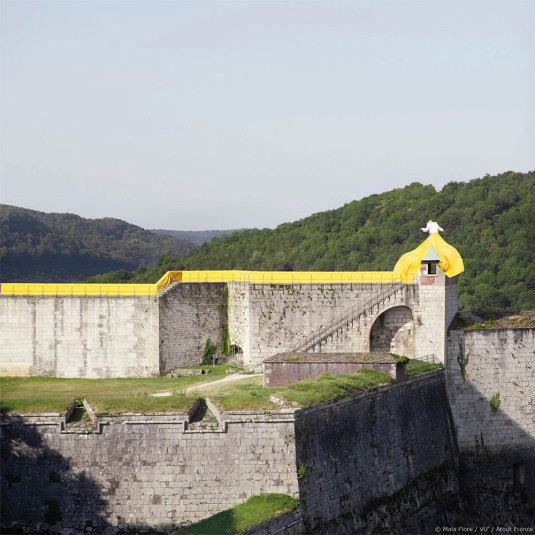 Citadel van Besancon, Jura