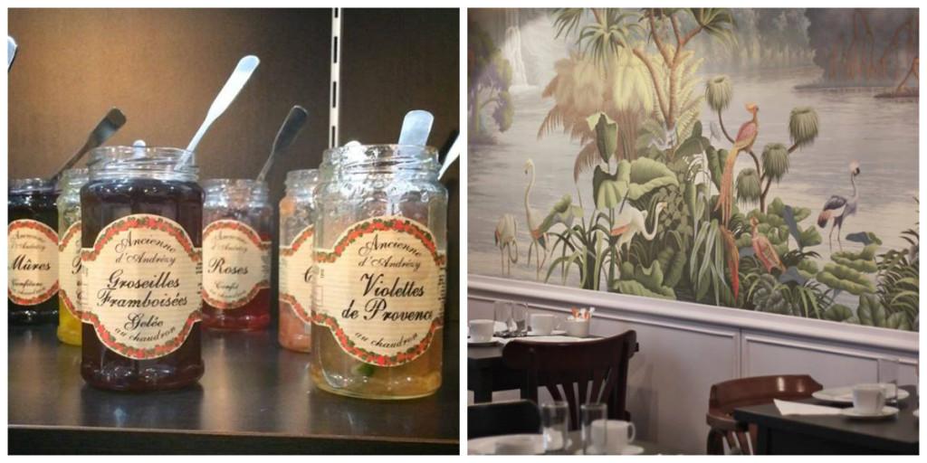 Ontbijt bij hotel La Demeure Parijs