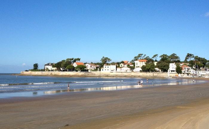 Strand Charente Maritime