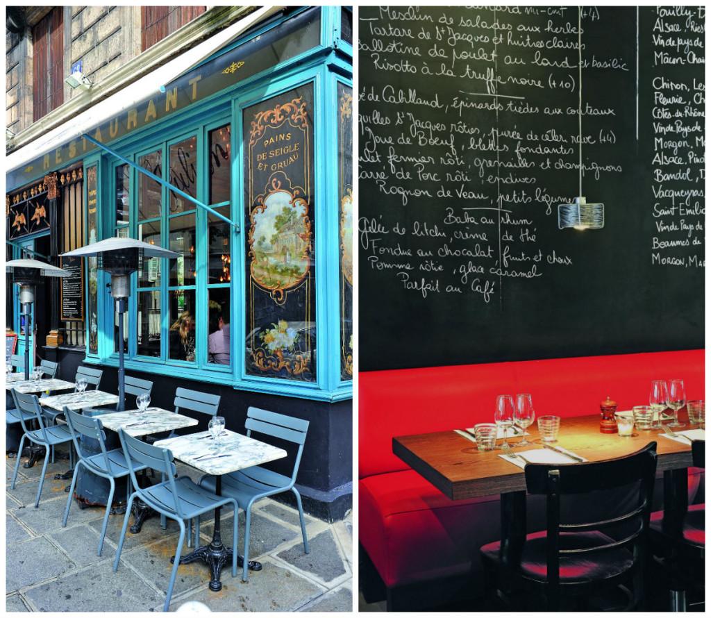Tips voor restaurants in Parijs