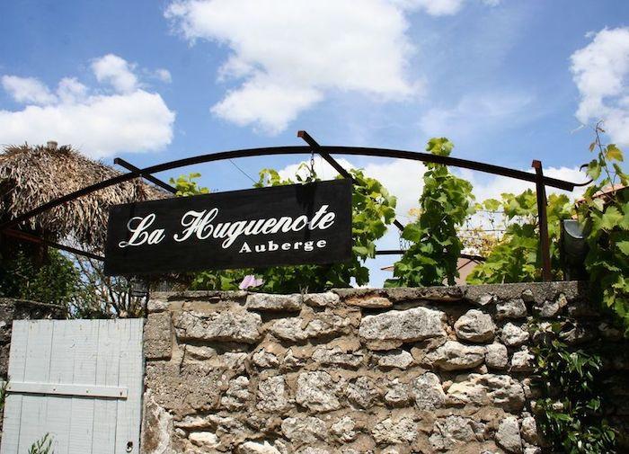 la Huguenote in Talmont
