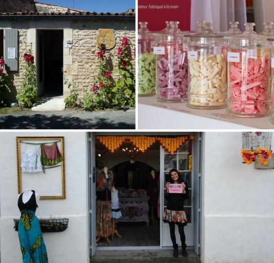 Mornac-sur-Seudre-Charente-Maritime-winkels