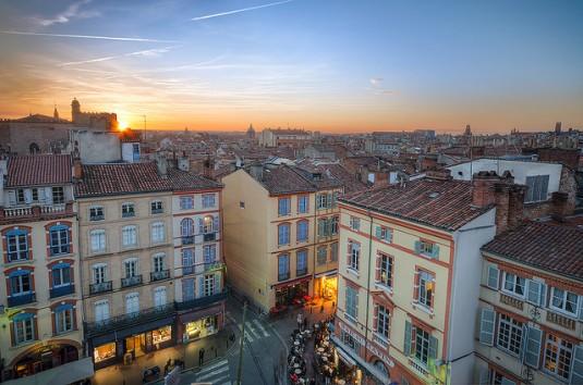 Toulouse Place des Carmes