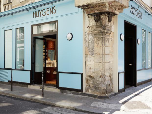 Huygens Beauty winkel rue du temple