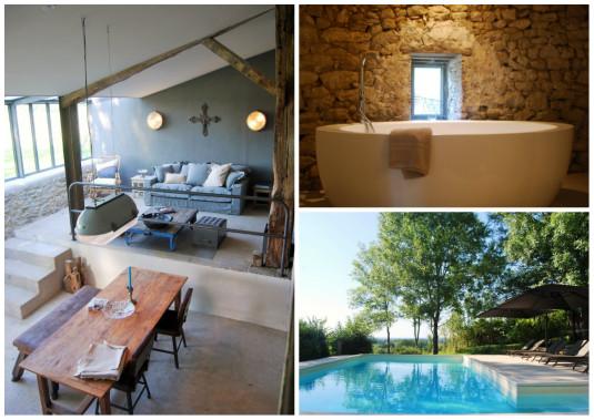 vakantiehuizen Bassiviere Lot-et-Garonne Zuid-Frankrijk