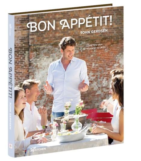Boek Bon appetit John Gerdsen