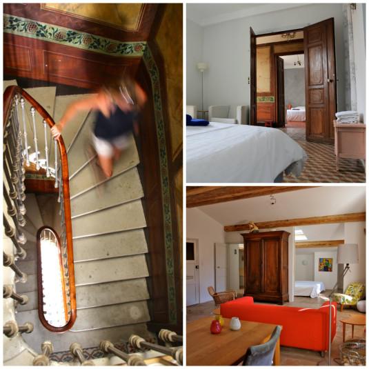 la-souche-kamers-apartementen-collage