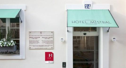 Hotel Mistral in Parijs