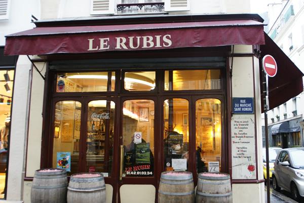 Wijnbar le Rubis