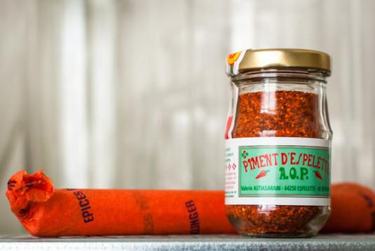 Specerij winkel Roellinger: Piment d'espelette