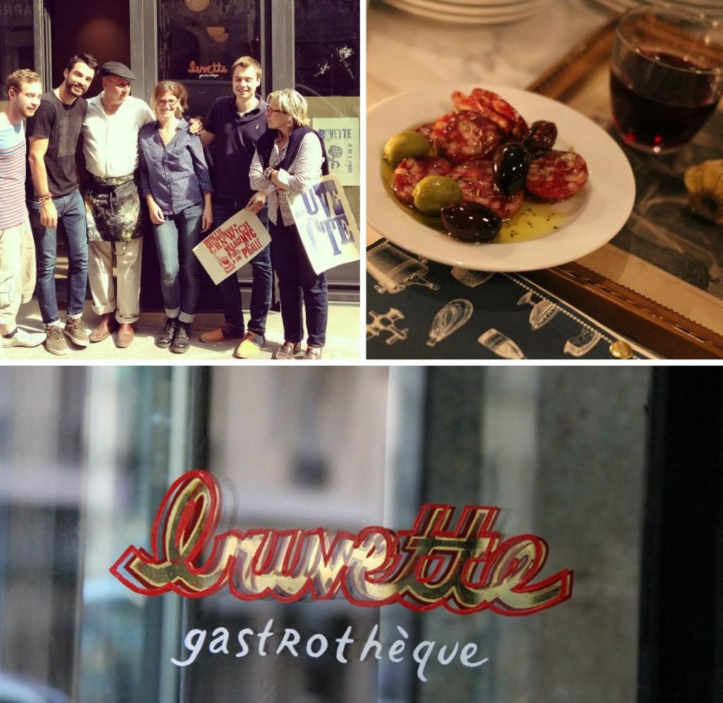 Wijnbar in Parijs: la Buvette