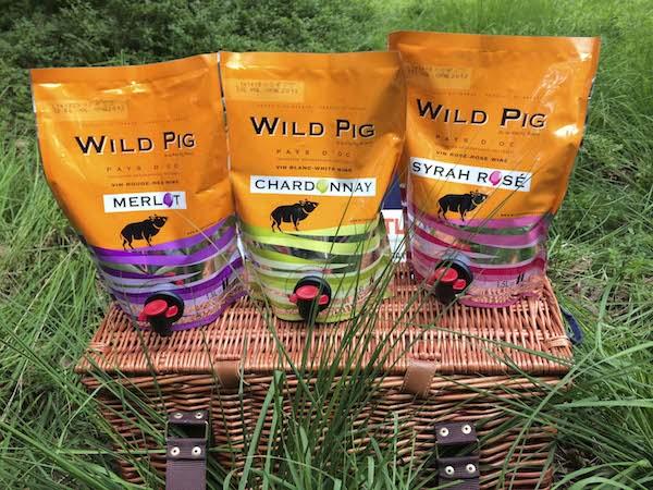 Pouches Wild Pig