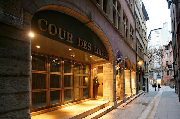 Hotel Cour des Loges Lyon