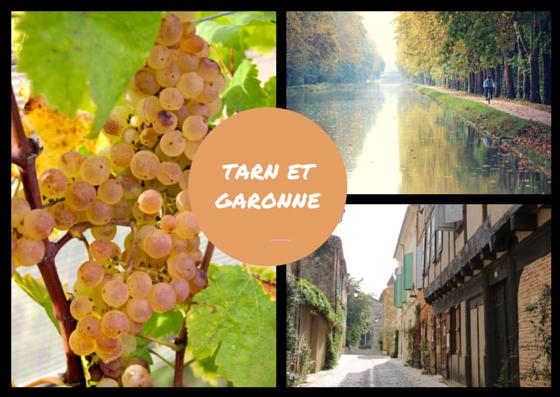 groeten uit de Tarn en Garonne