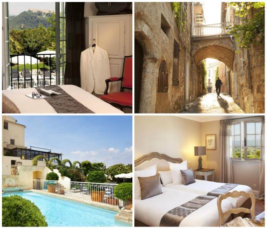 hostellerie berard hotel restaurants in de Provence