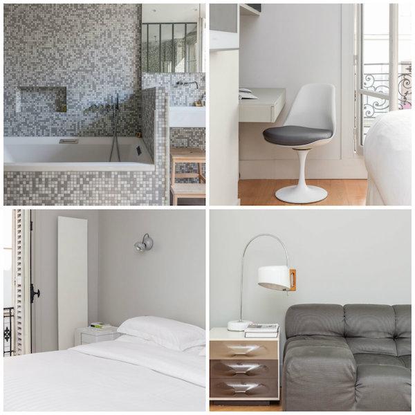 appartement rue Tardieu Montmartre