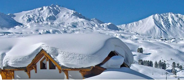 Chalet du Vallon in Val Thorens