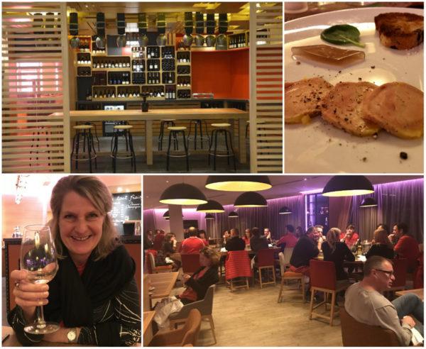Fine dining bij Club Med val Thorens